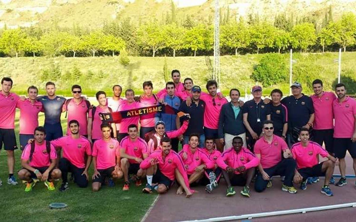 Disputada la segona jornada del Campionat d'Espanya d'atletisme