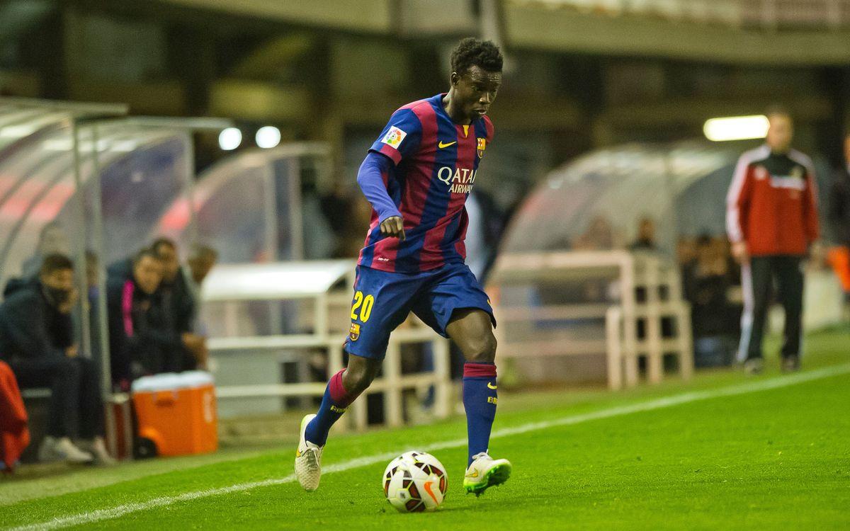 Diawandou Diagne, cedit una temporada al KAS Eupen