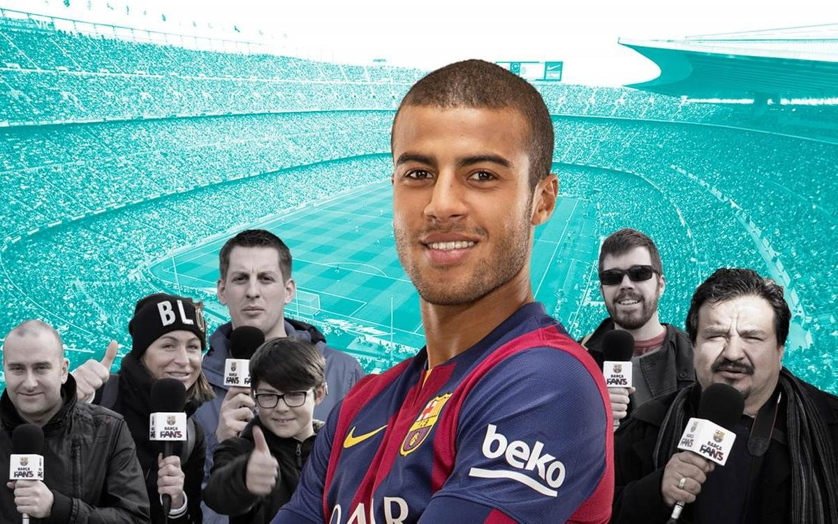 Rafinha: fans want to know