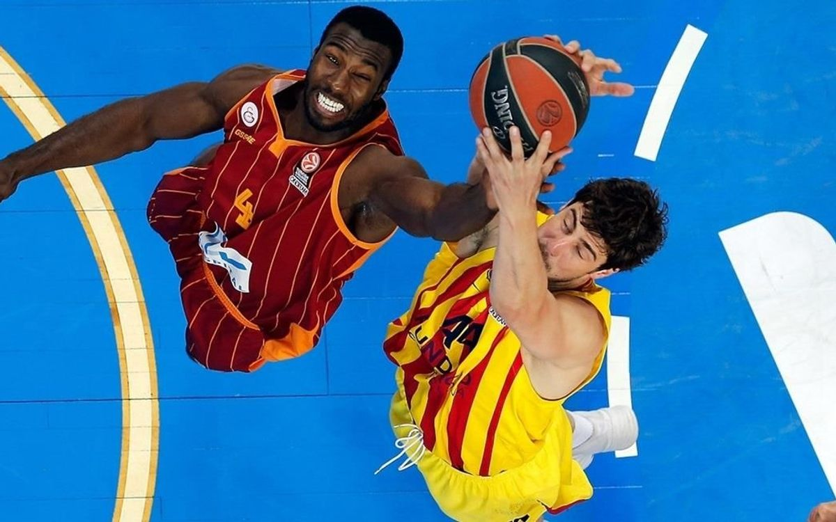 Barça do what's needed against Galatasaray (65-88)