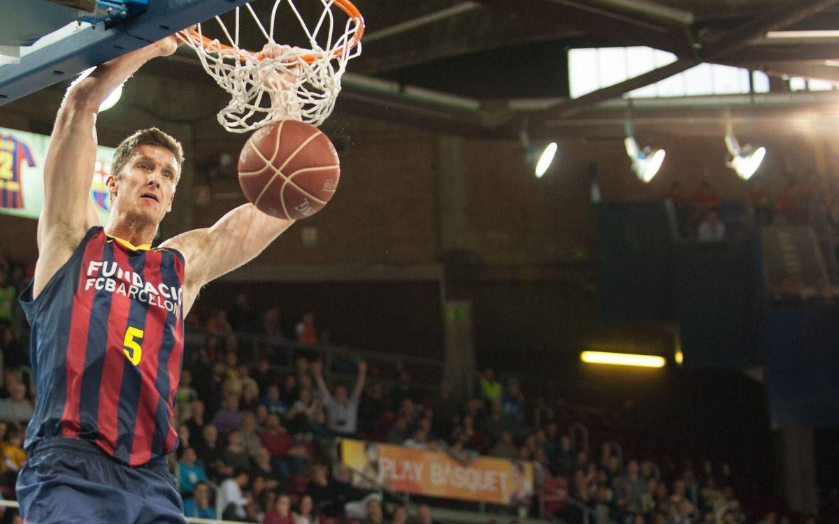 Tres partits i un gran objectiu per al Barça: la segona posició