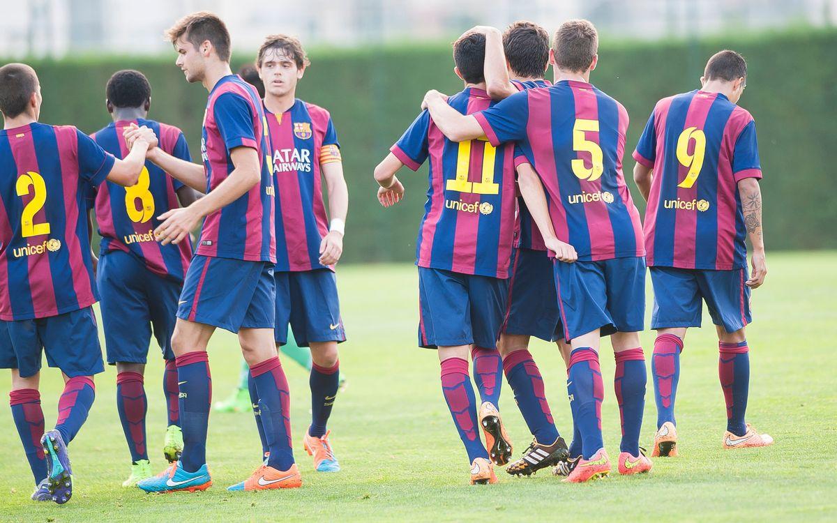 Juvenil A – Stadium Casablanca: Recuperant sensacions (4-2)
