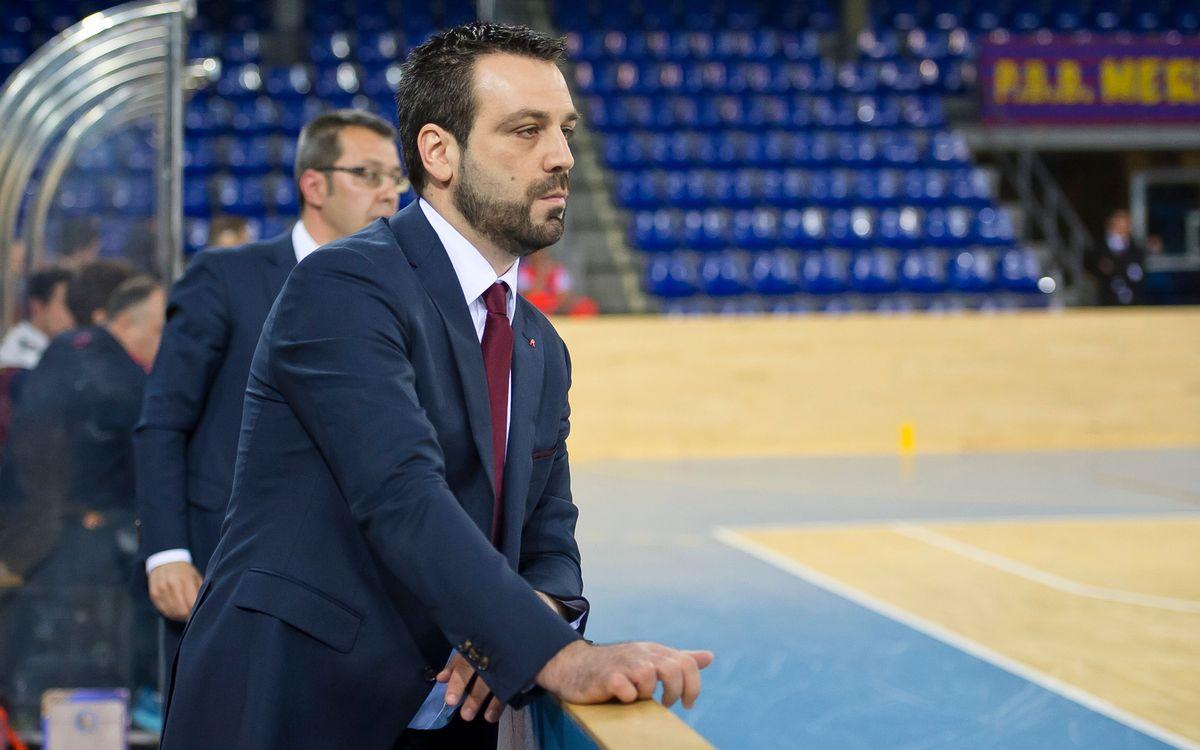"""Ricard Muñoz: """"La victòria pot ser decisiva per al títol de Lliga"""""""