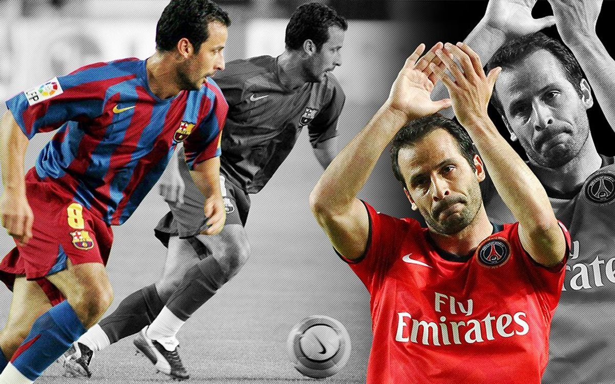 Ludovic Giuly says this time will be different