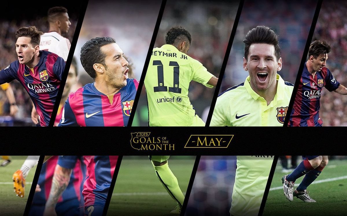Vote for the best goal of May