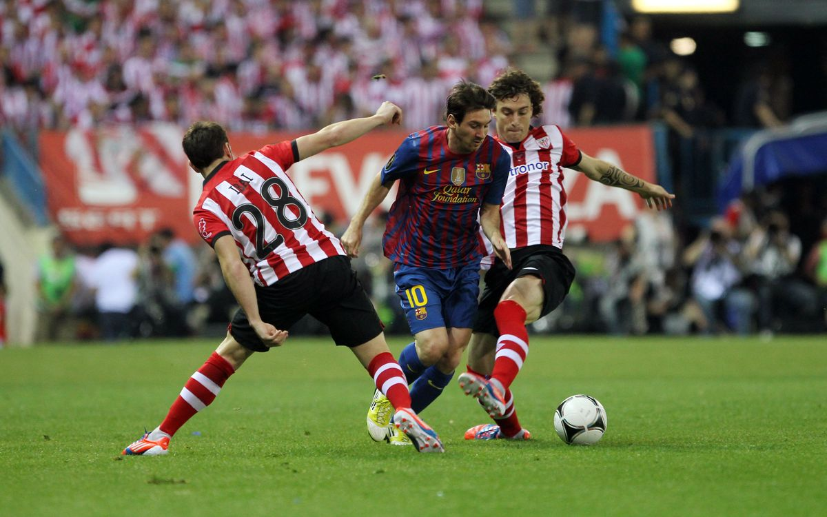 FC Barcelona and Athletic Club formally request Spanish Cup final at Santiago Bernabéu