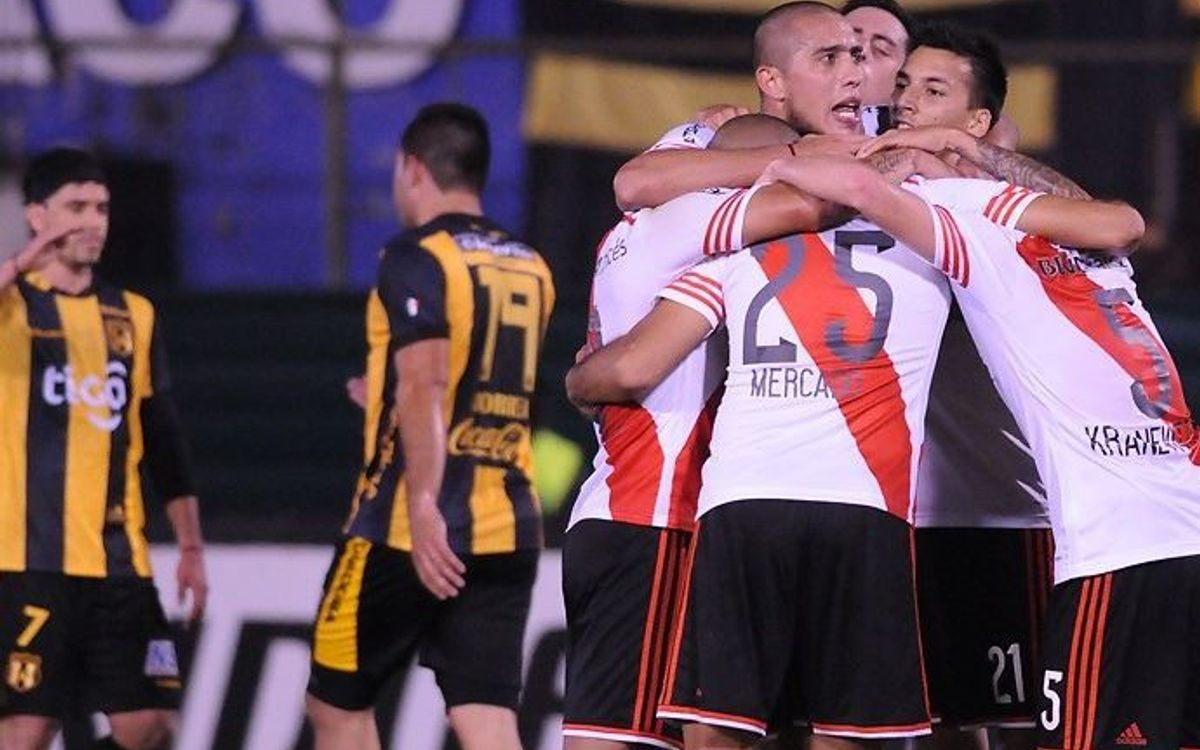 River Plate, quart equip classificat per al Mundial de Clubs
