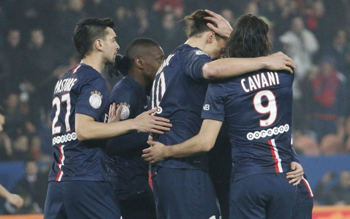 Rival watch: Ibrahimovic leads Paris Saint-Germain to top spot in Ligue 1