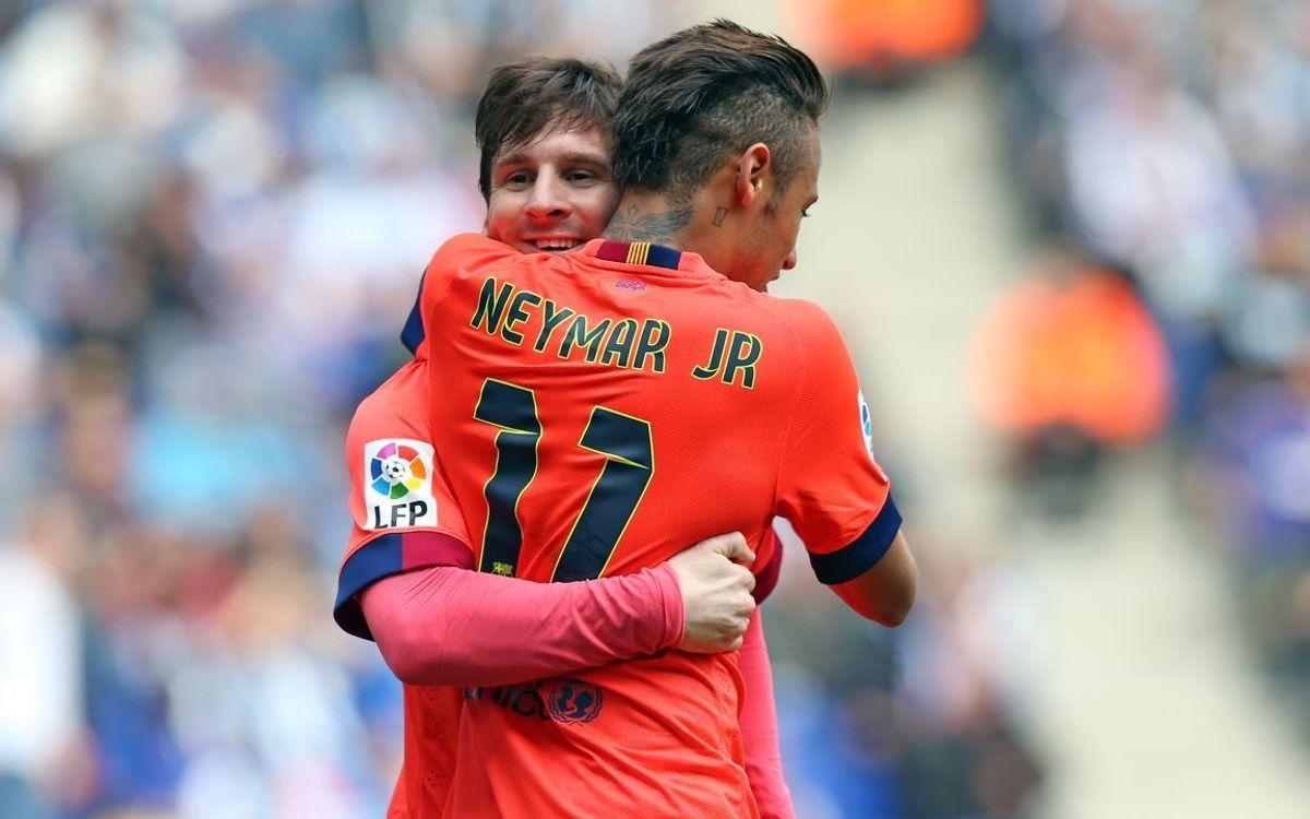 RCD Espanyol v FC Barcelona: Derby delight (0-2)