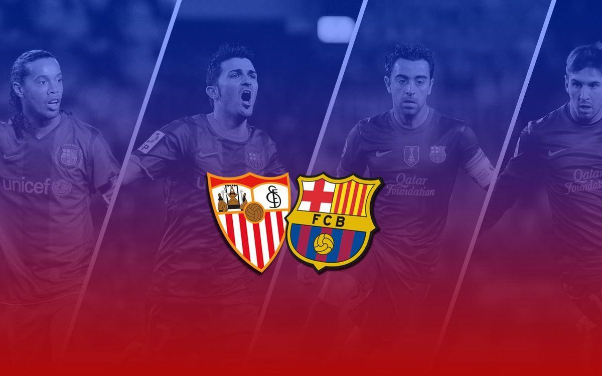 TOP5: Millors gols al camp del Sevilla