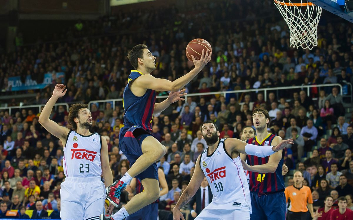 Basketball preview: FC Barcelona v Real Madrid