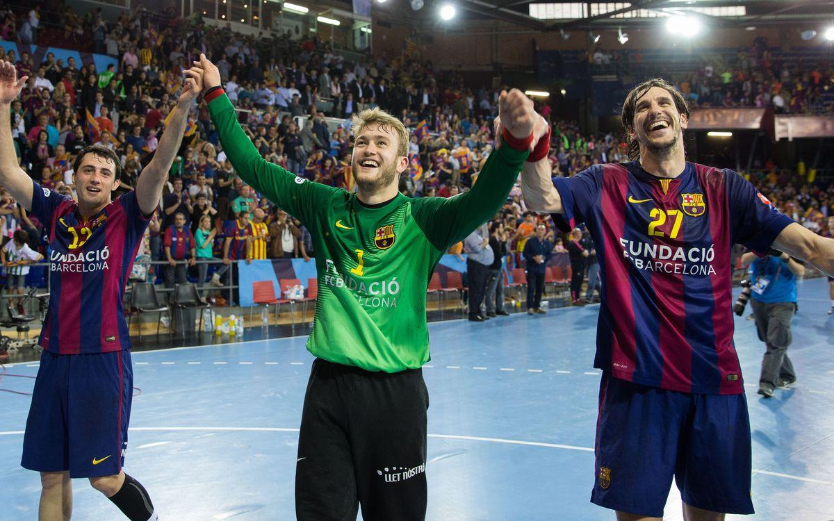 D'Alingsas a Zagreb: El camí fins Colònia del Barça d'handbol