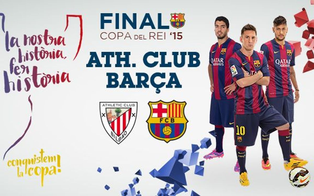 Extension to purchase period for members for Spanish Cup final tickets