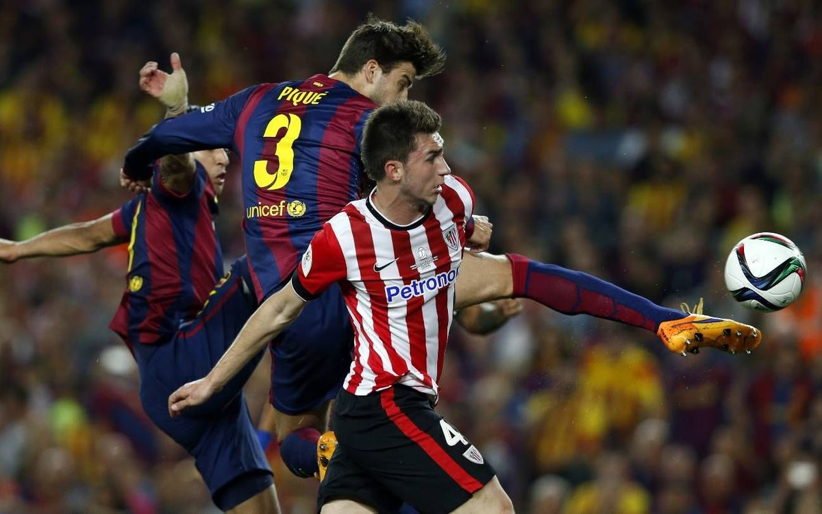 The Spanish Super Cup 14 and 17 August against Athletic