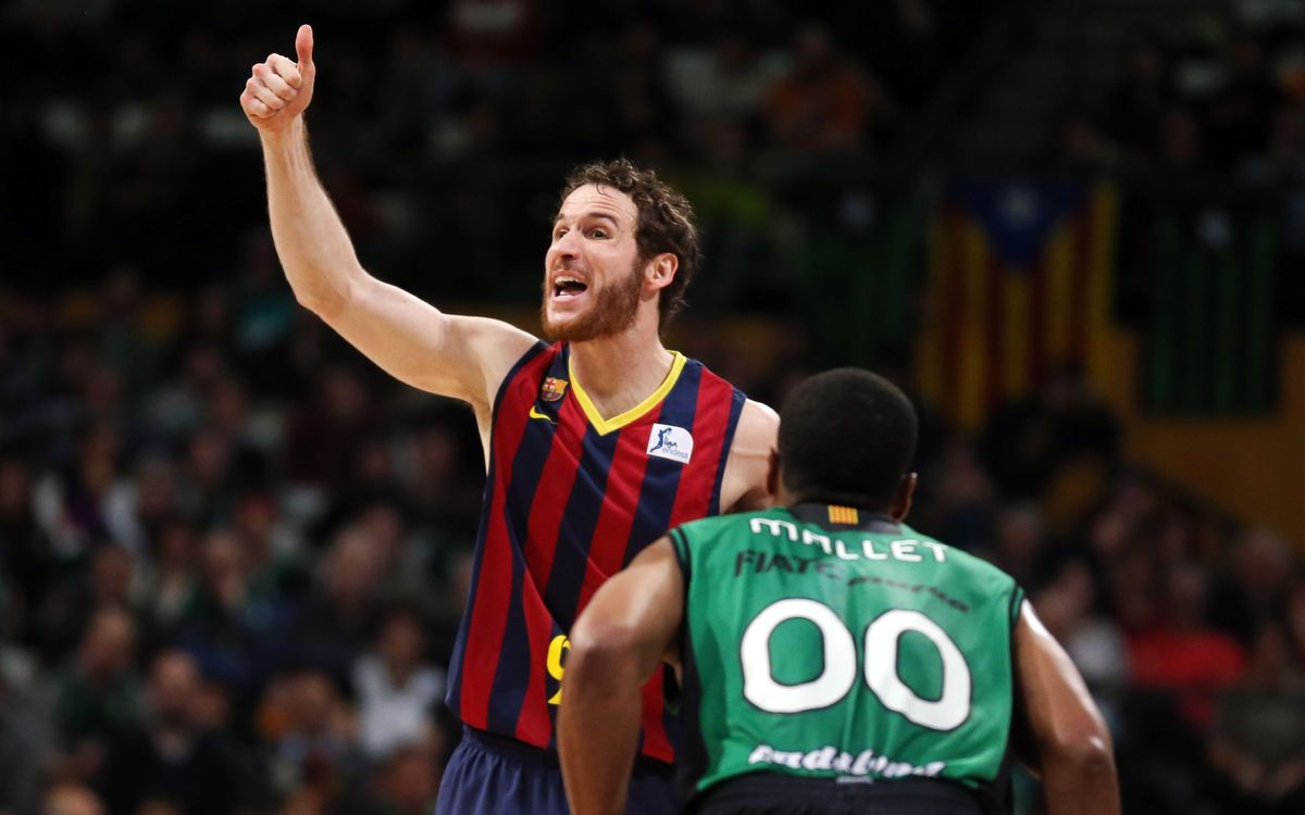 FC Barcelona - Guipúscoa Basket: Torna la Lliga