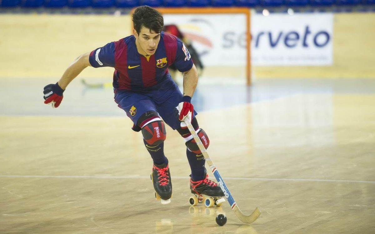 DIRECTE / FC Barcelona - CP Manlleu (OK Lliga)