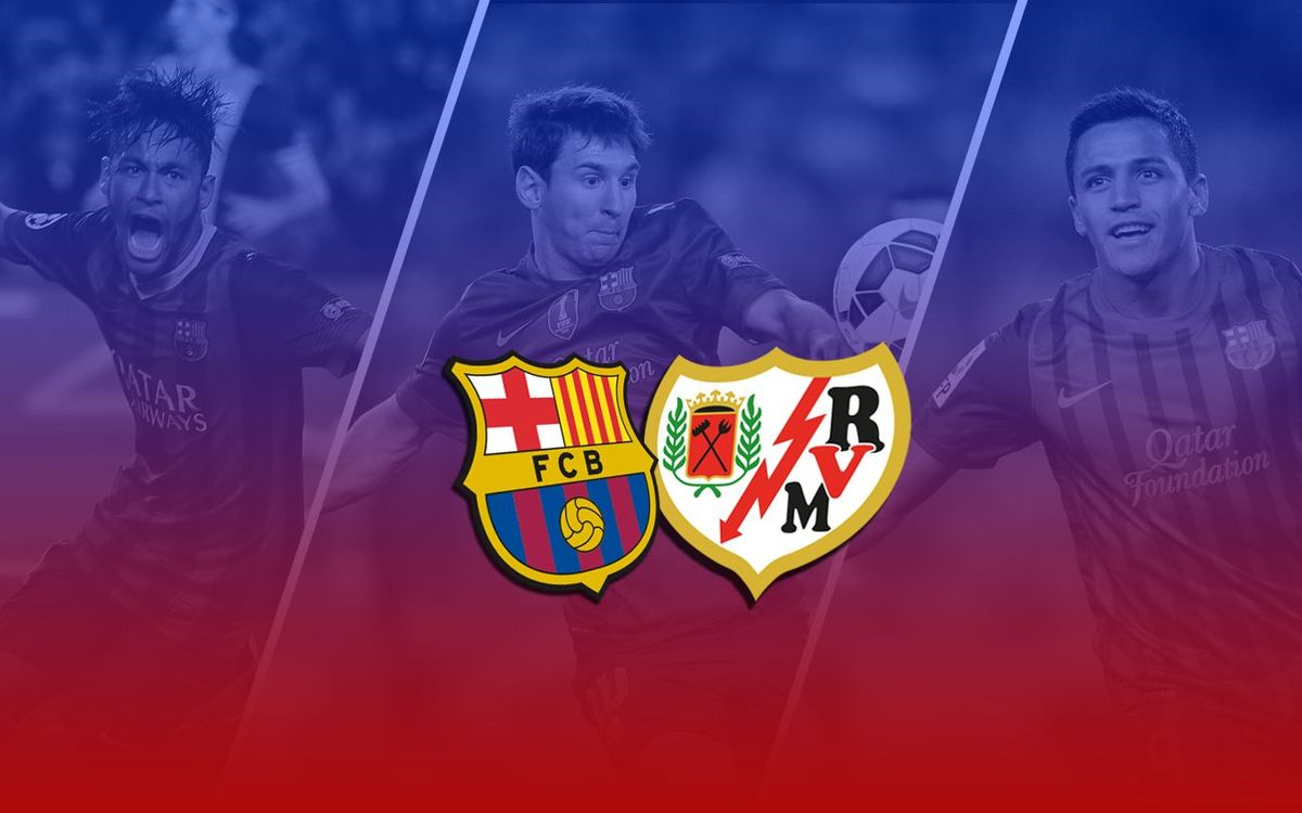 TOP5: Millors gols contra el Rayo al Camp Nou