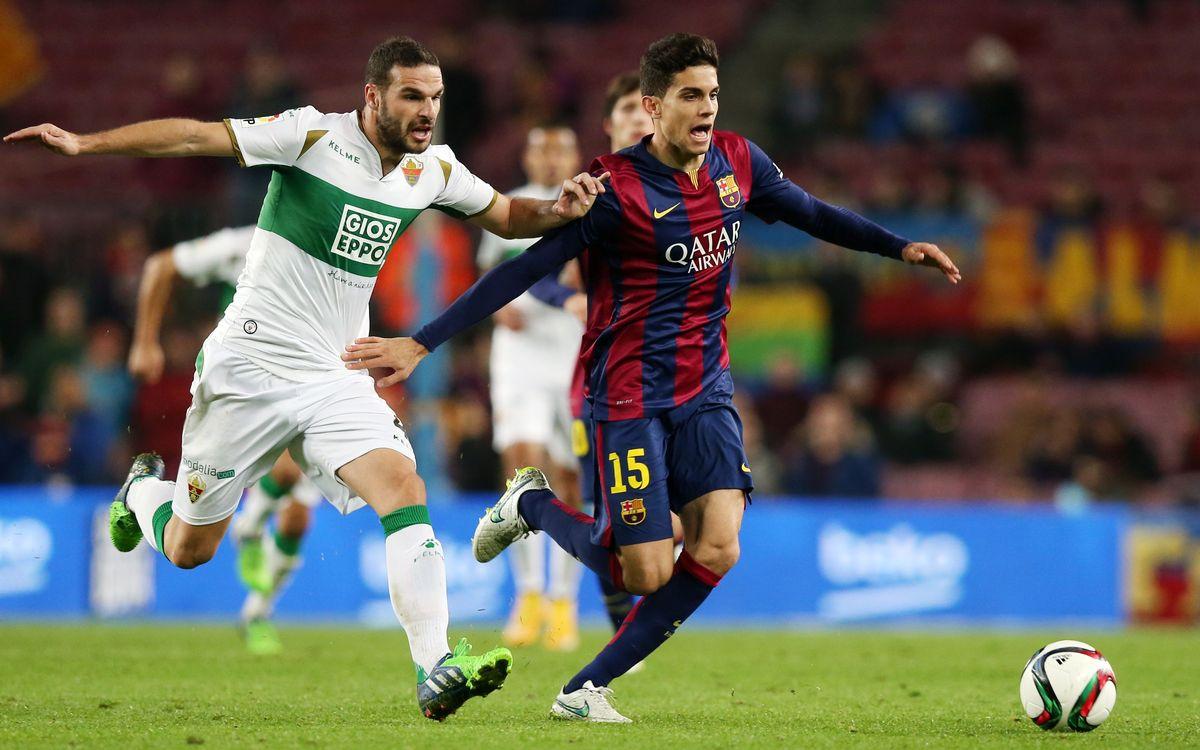 Elche v FC Barcelona: Match preview