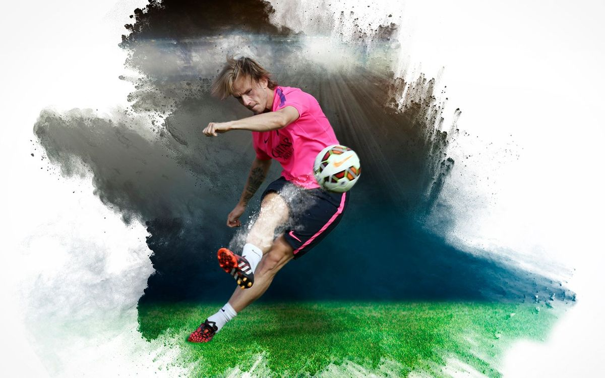 Rakitic, the complete midfielder