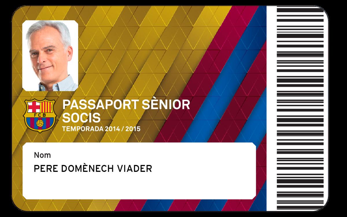 El Passaport Sènior es podrà demanar a partir de dilluns