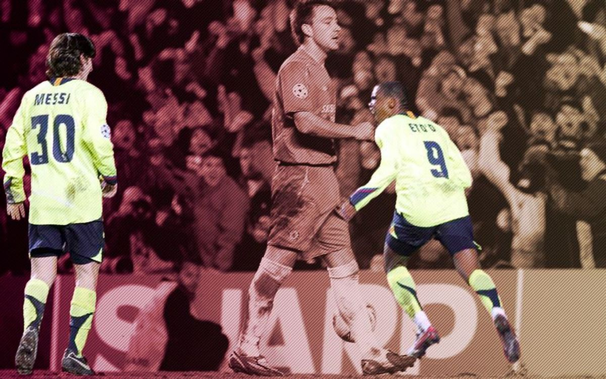 Barça have always won after a 1-2 first leg win