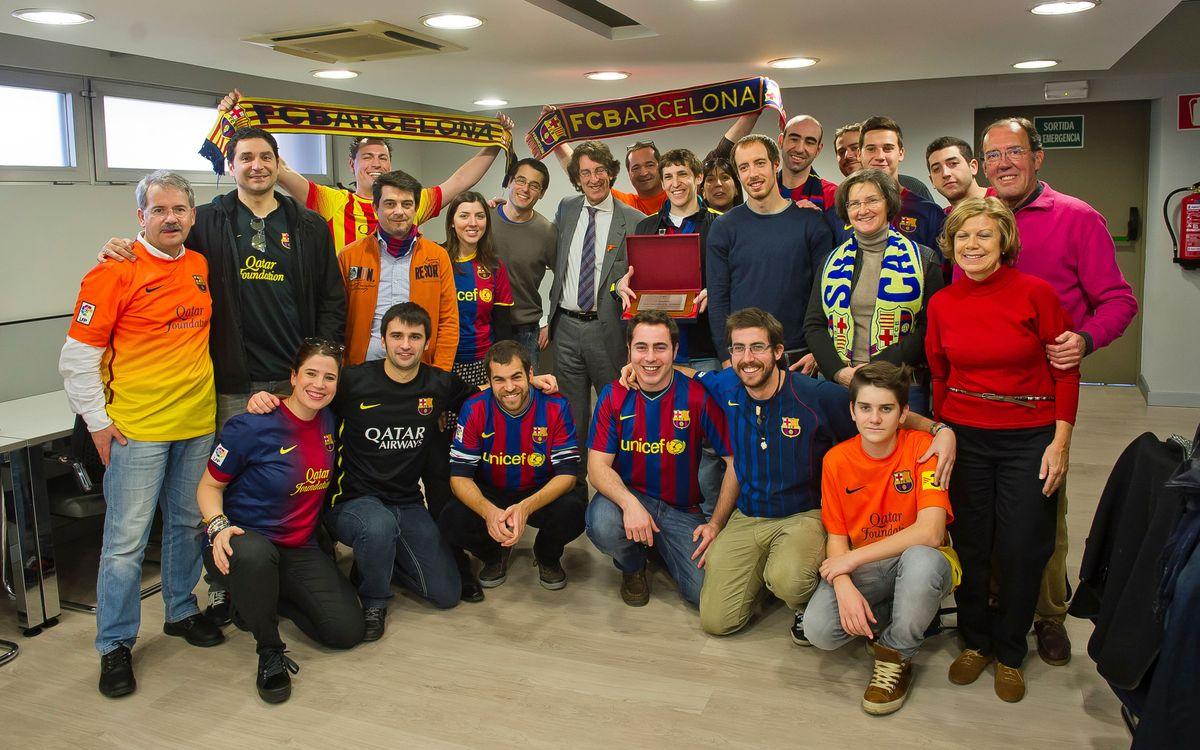 Events before Barça v Córdoba