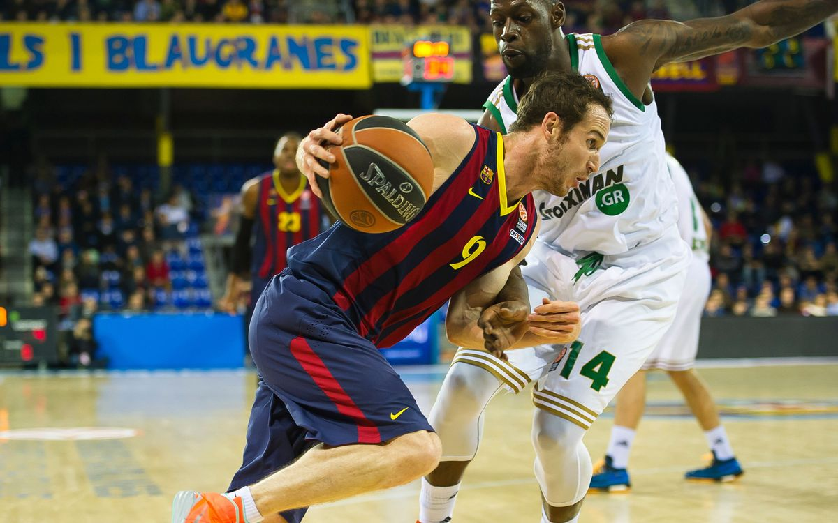 FC Barcelona-Panathinaikos: Marcelinho leads the fightback (80-76)