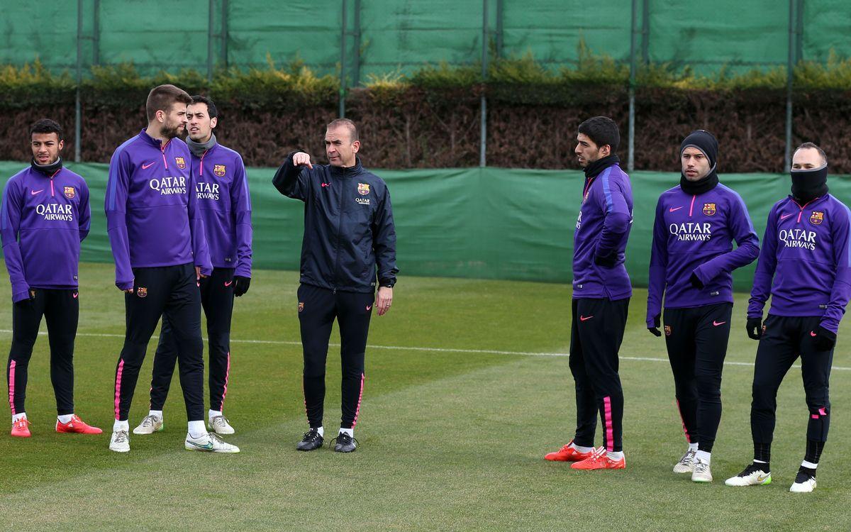 18 in squad for Málaga