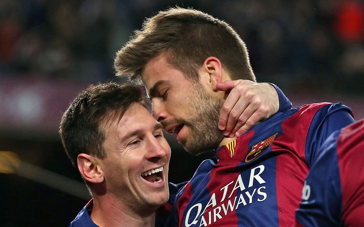 Piqué confident FC Barcelona can beat Man City