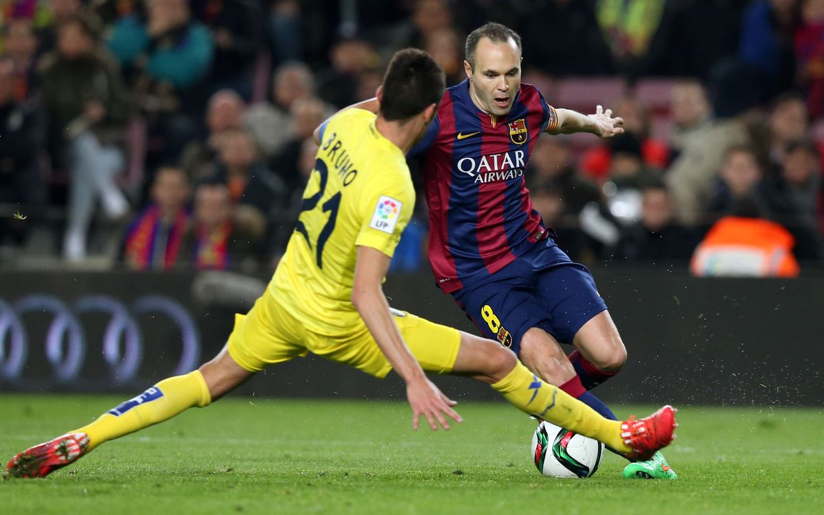 FC Barcelona are in position to win it all, says Iniesta