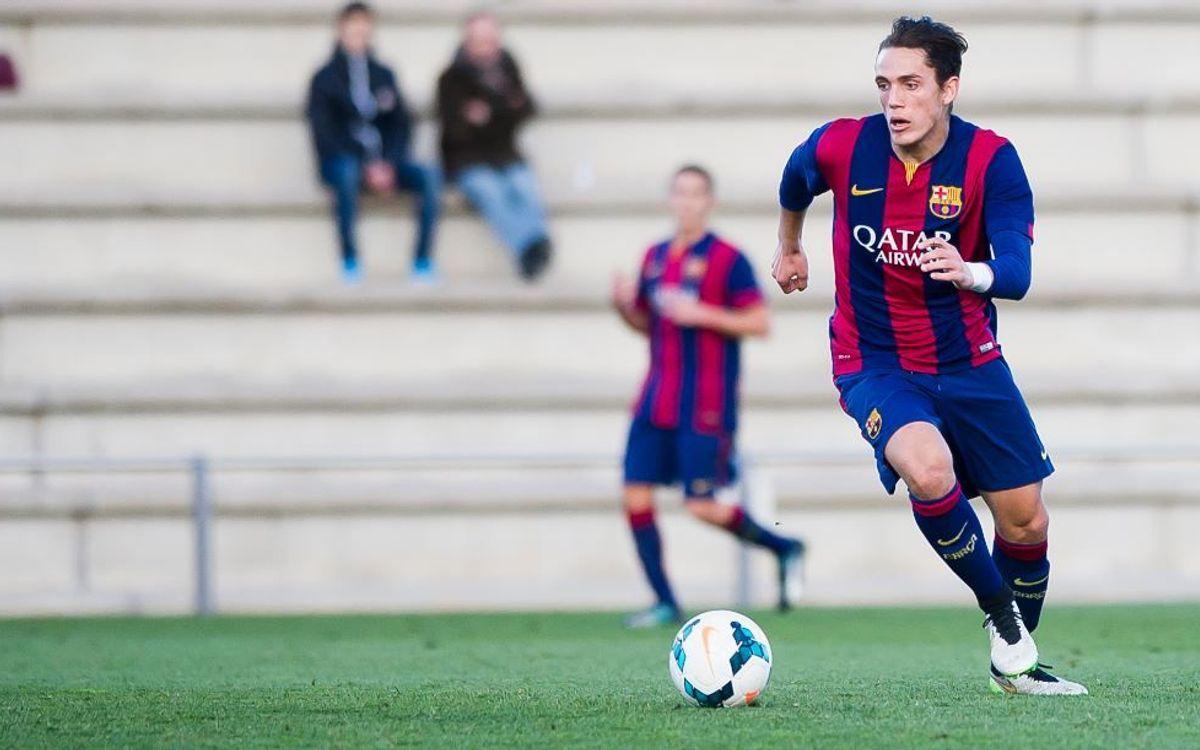 DIRECTE / FC Barcelona - SD Osca (Divisió d'Honor Juvenil)