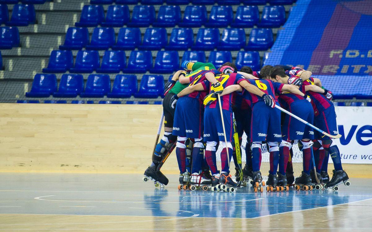 El gran repte del Barça d'hoquei: la 20a Copa del Rei