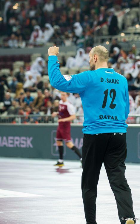 Danjel Saric debuta amb victòria (28-23)