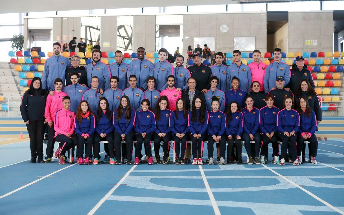 L'equip d'atletisme disputa la Copa del Rei i de la Reina a Sant Sebastià