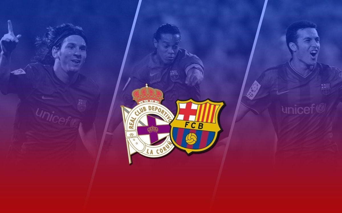 TOP5: Millors gols al camp del Deportivo de la Corunya