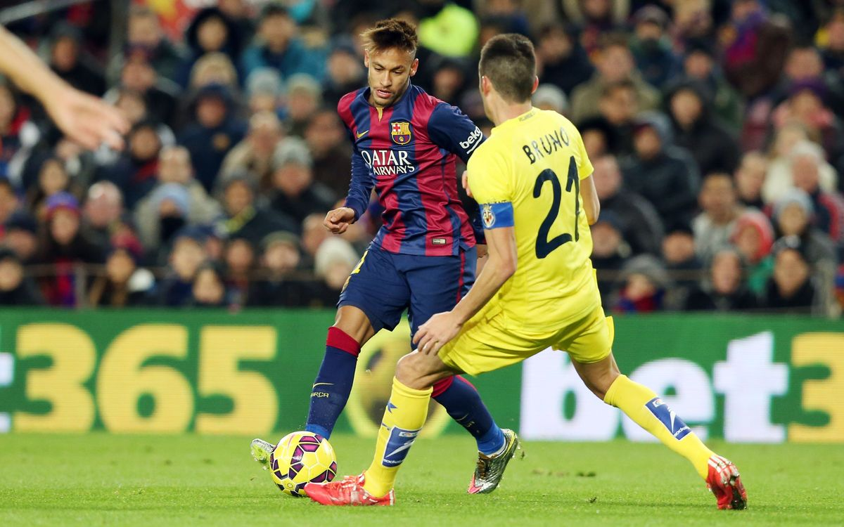 Match Preview: FC Barcelona v Villarreal