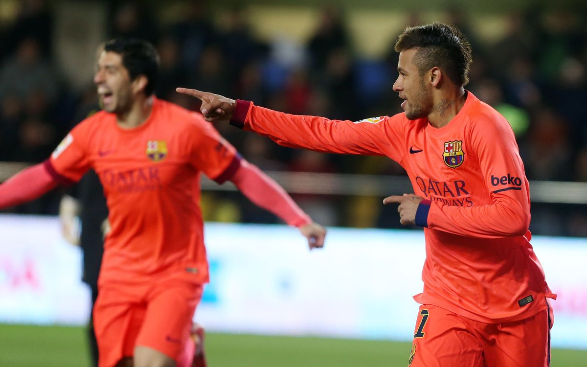 Villarreal v FC Barcelona (1-3): Cup final no fantasy!