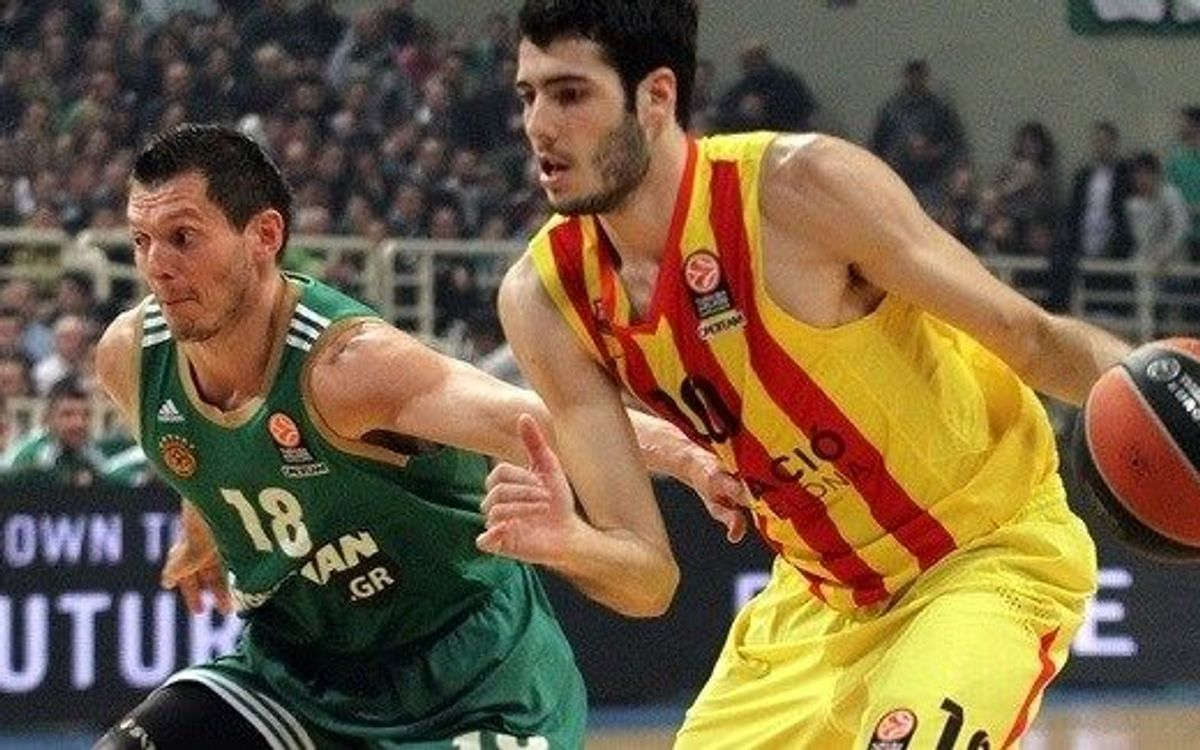 Panathinaikos v FC Barcelona: Giant step in Athens (77-81)