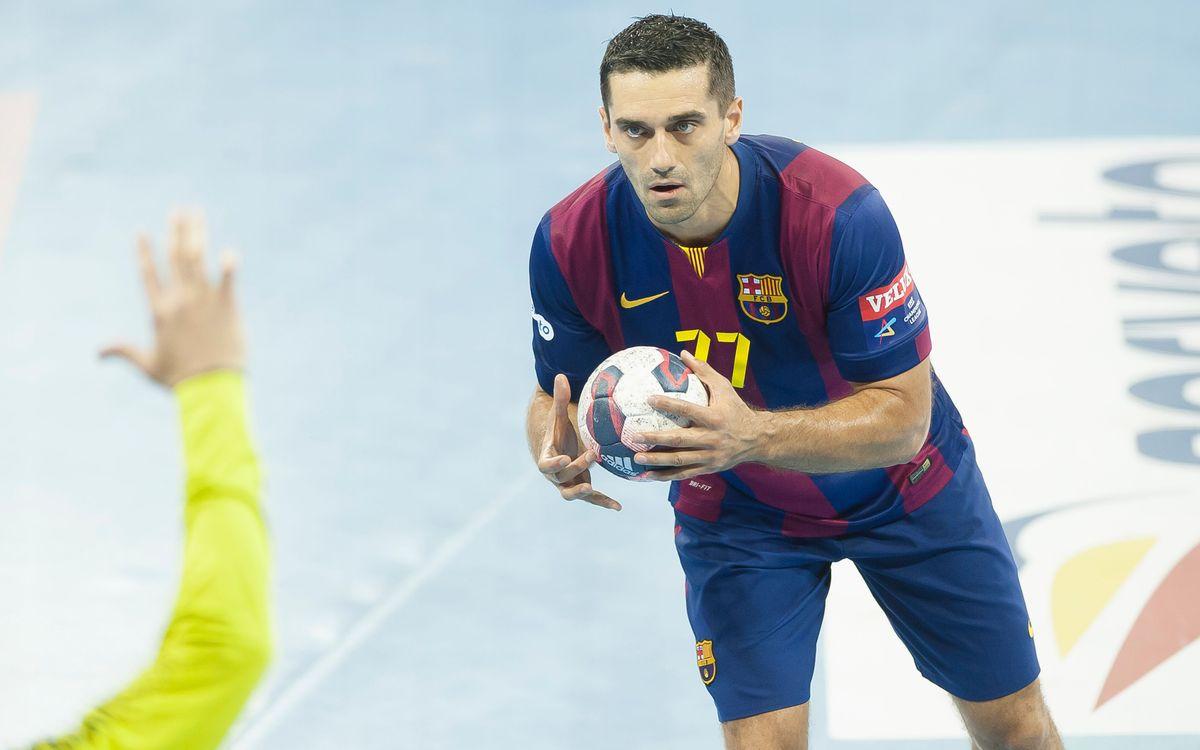 Orlen Wisla Plock v FC Barcelona: First defeat of the season (34-31)