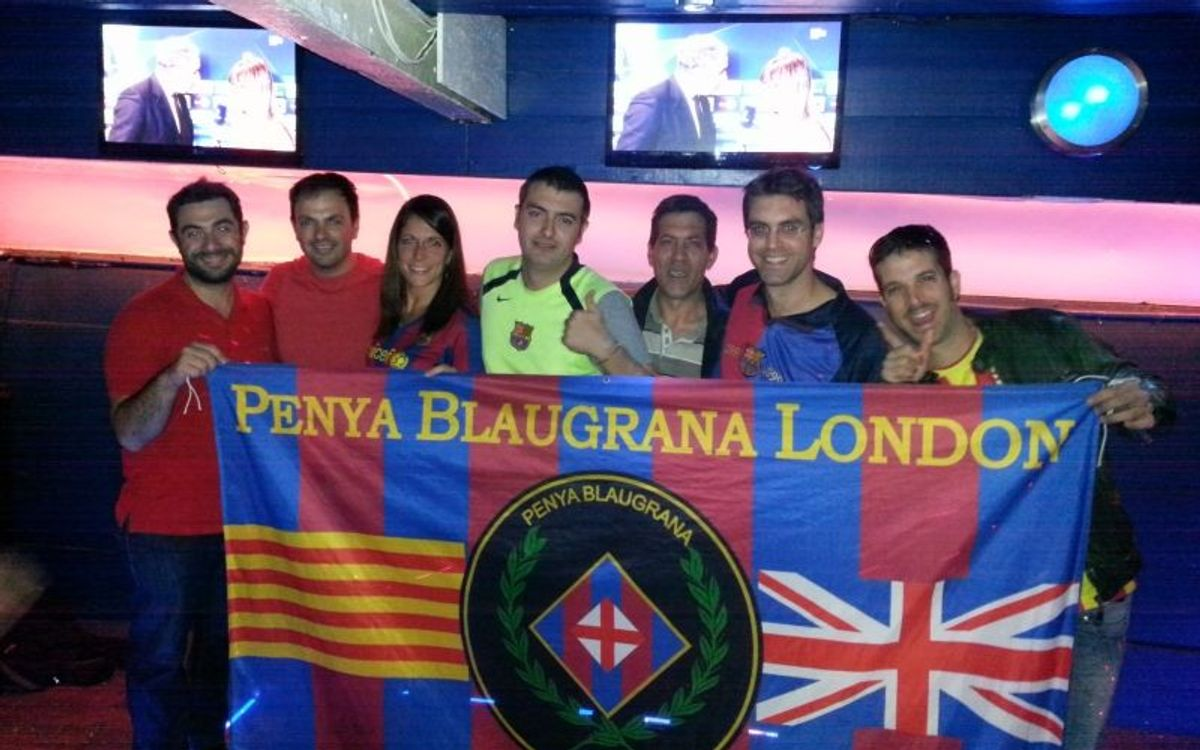 London Calling! An interview with the president of the UK Penya