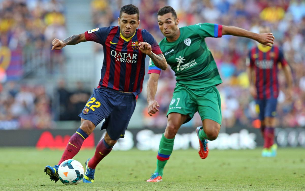 Levante pointless at Camp Nou