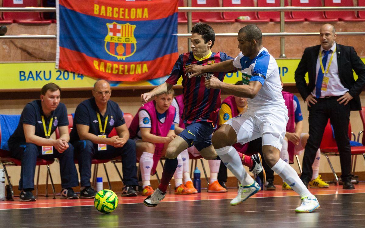 La Final Four de la UEFA Futsal Cup es jugarà a Lisboa