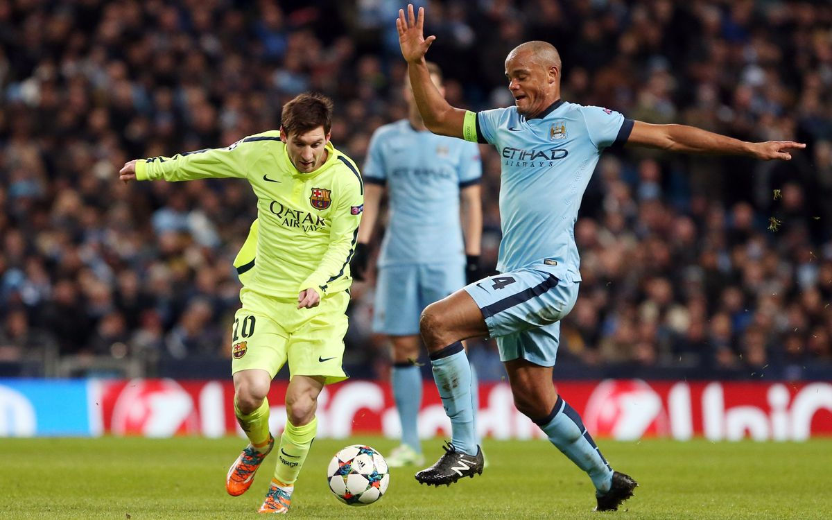 Five key talking points from Manchester City v FC Barcelona