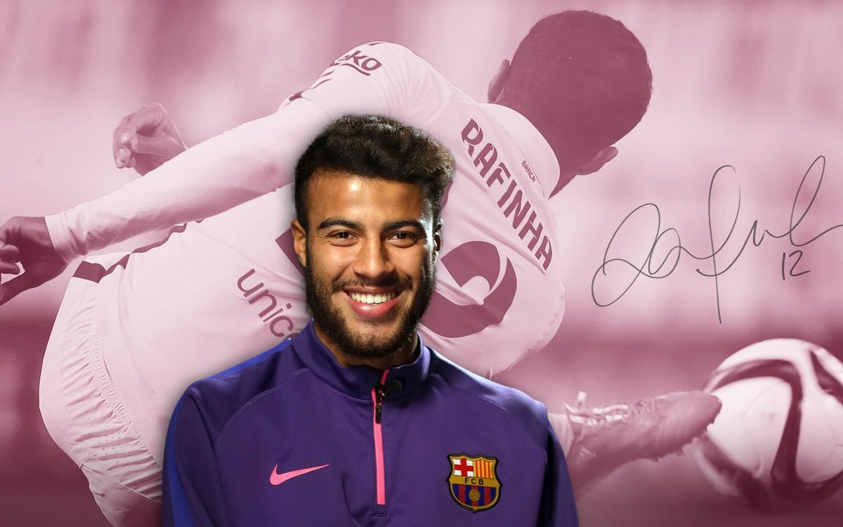 Rafinha: the young talent