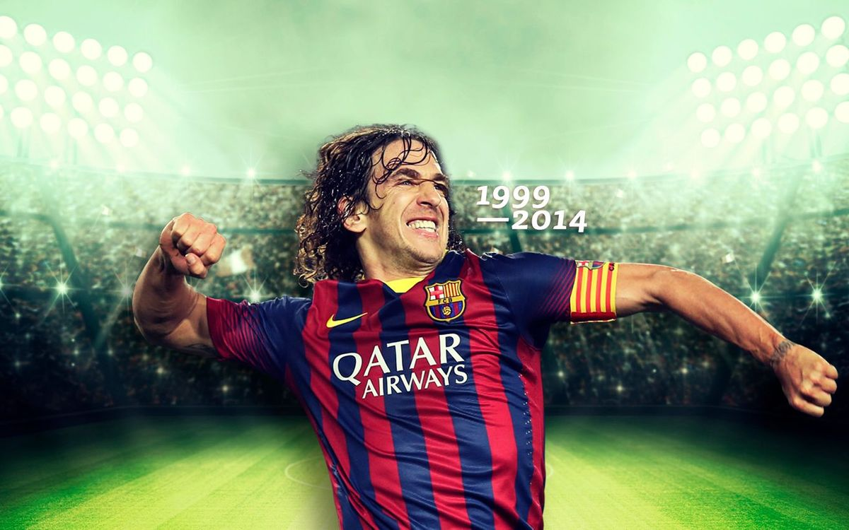 All the goals by… Carles Puyol