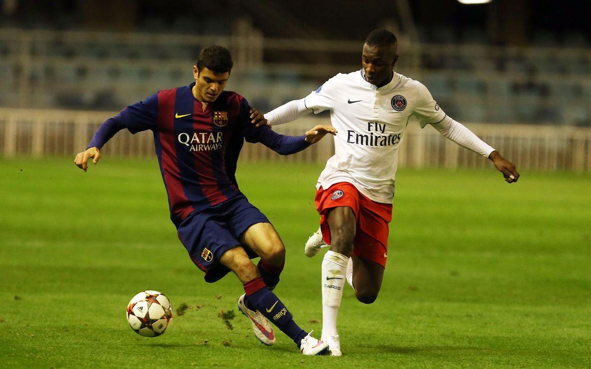 Anderlecht v FC Barcelona U19: Chasing the quarters