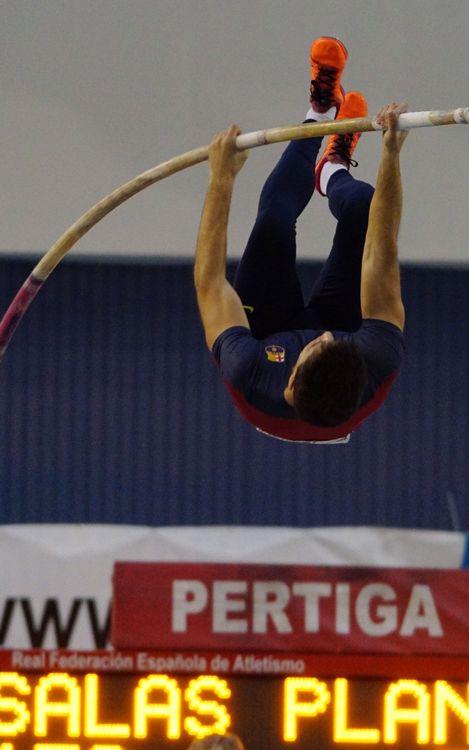 Vuit atletes del FC Barcelona participaran en l'Europeu de Praga de pista coberta