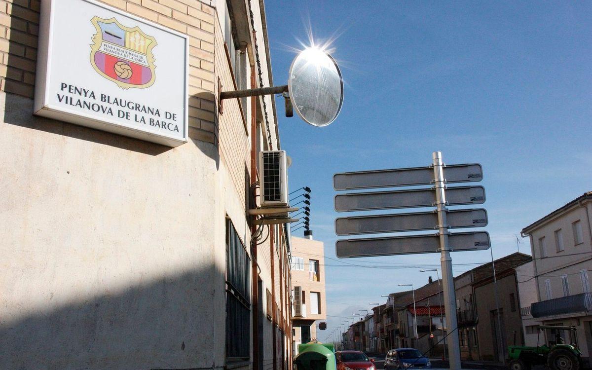 El Barça s'interessa pels afectats de la PB de Vilanova de la Barca