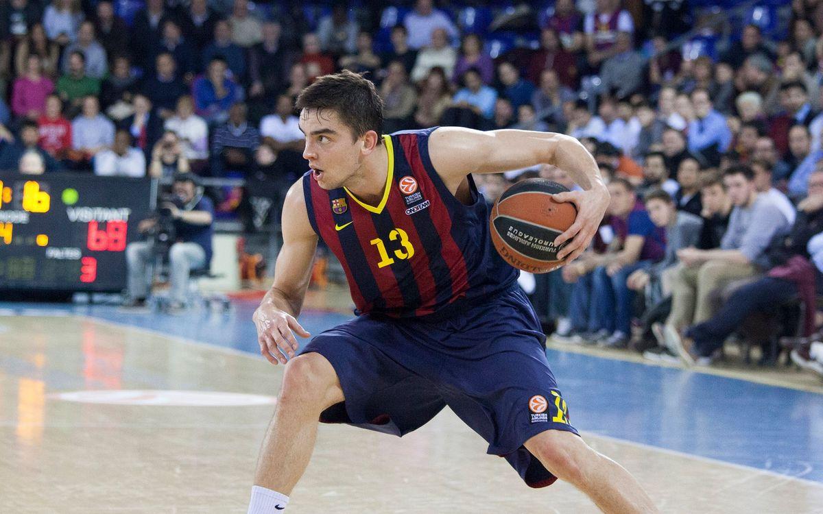 FIATC Joventut - FC Barcelona: Derbi d'alt voltatge