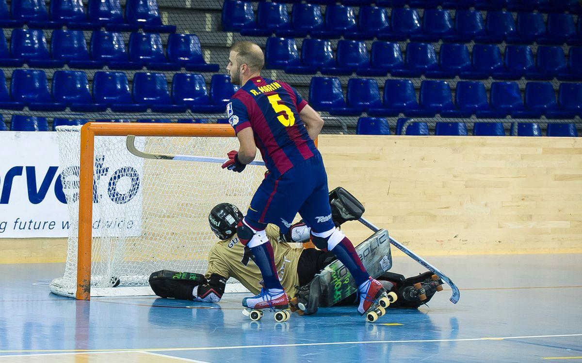 FC Barcelona - Enrile PAS Alcoi: Debut trepidante en la Copa
